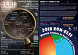 The Official Websites of 2018 ELSI Events Are Now Available
