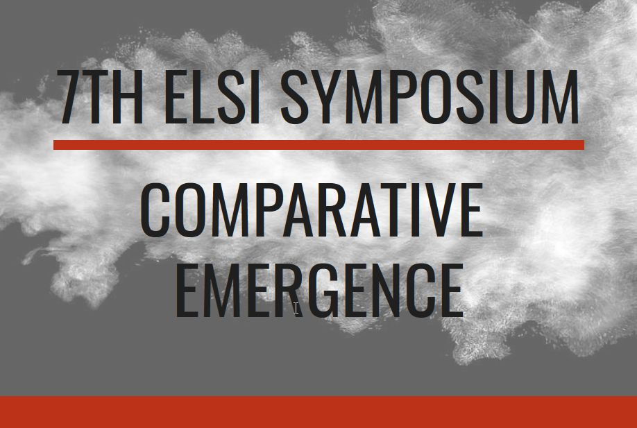 The 7th ELSI Symposium