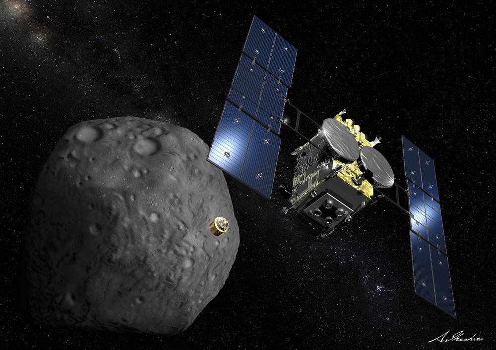 ある火星研究者が小惑星を目指したわけ