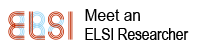 Meet an ELSI Researcher